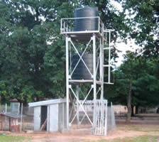 watertoren klaar