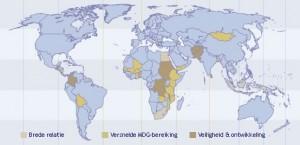 Ontwikkelingssamenwerking Nederland 2008